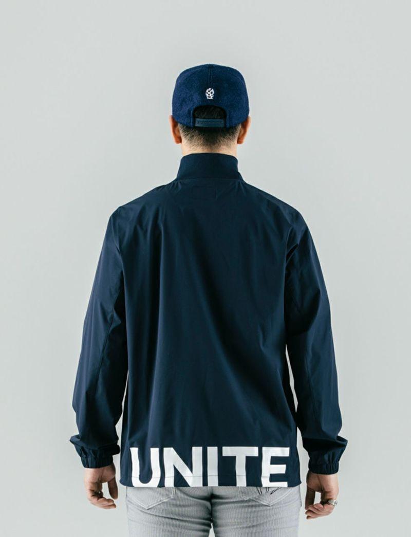unitement ウィンドブロックジャケット White