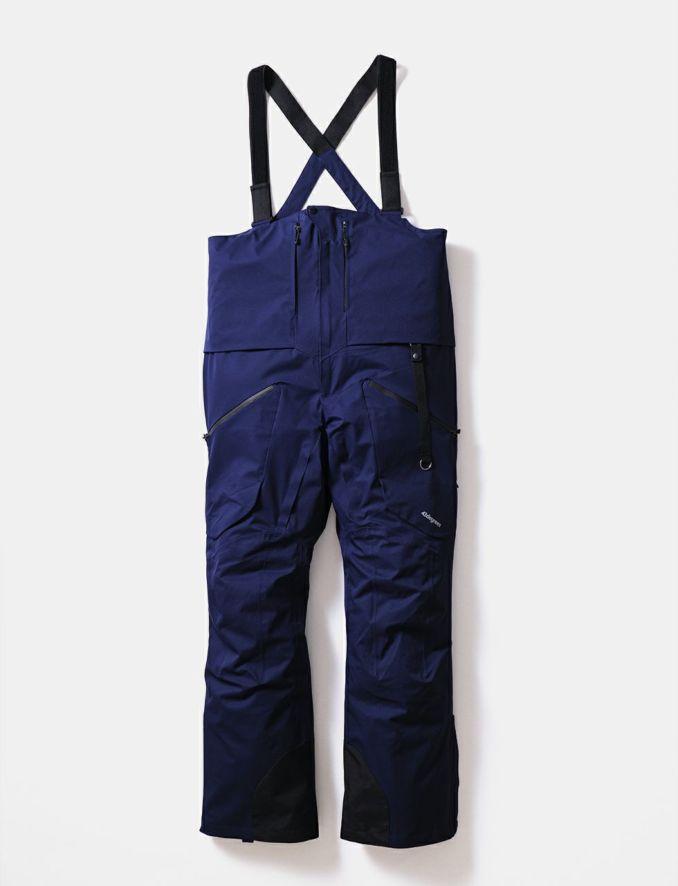 2020-21モデル Hang Pants スノーボードウェア ハングパンツ ビブパンツ ネイビー