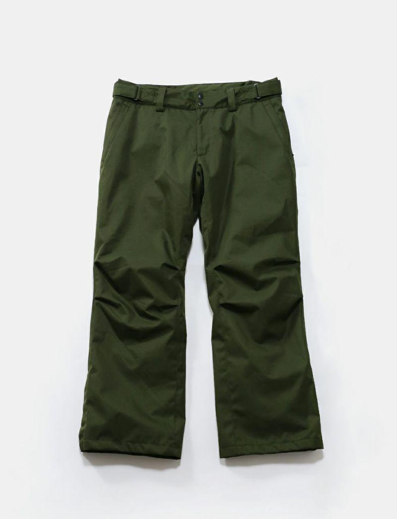 2019-20モデル Solid Straight Pants スノーボードウェア メンズ パンツ