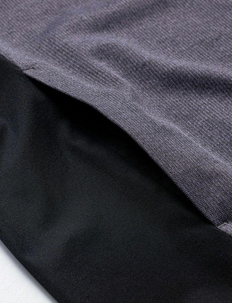 クールフィーリーングモックネックジャケット